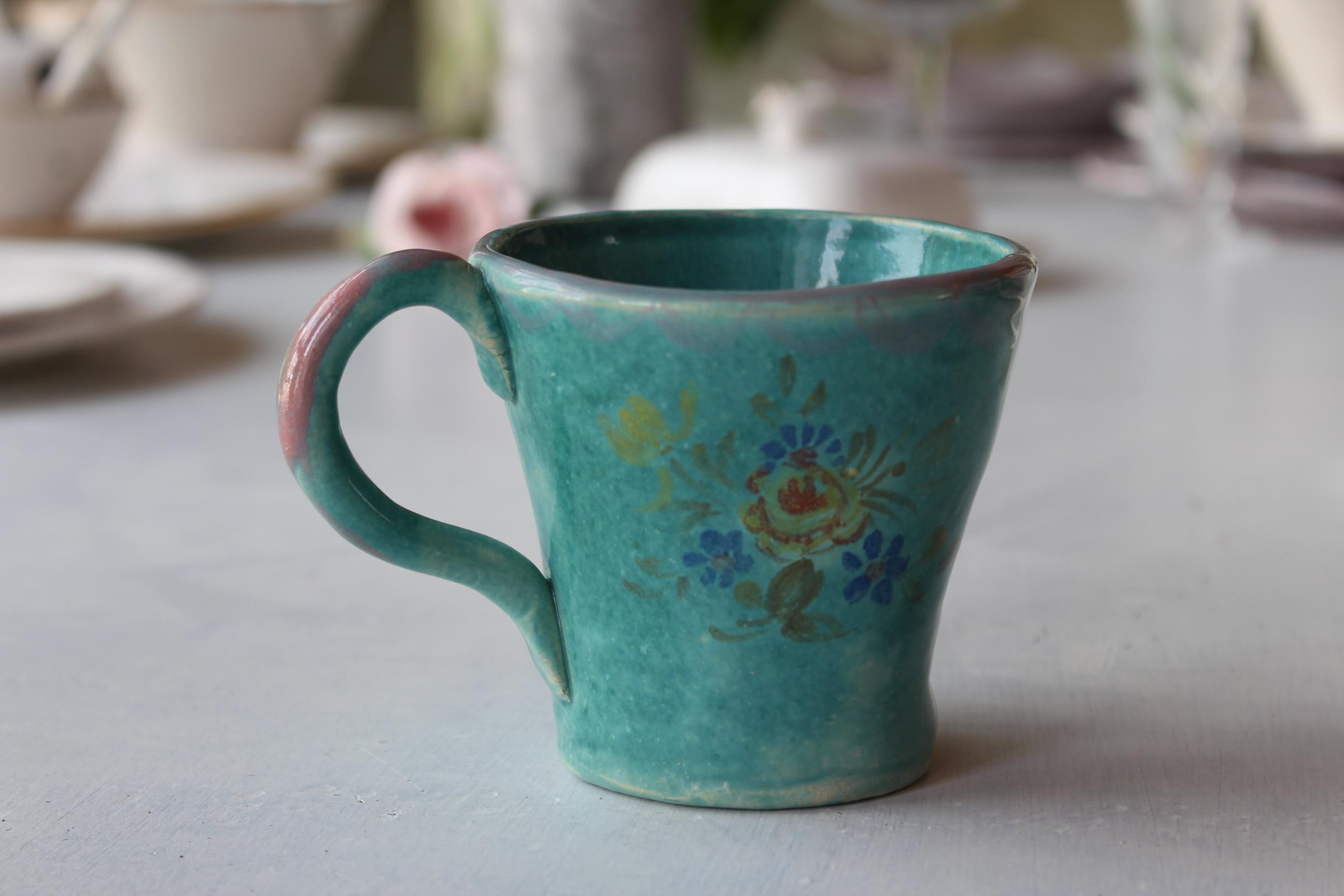 Handgemachte Keramik Tassen kaufen - Keramik Shop