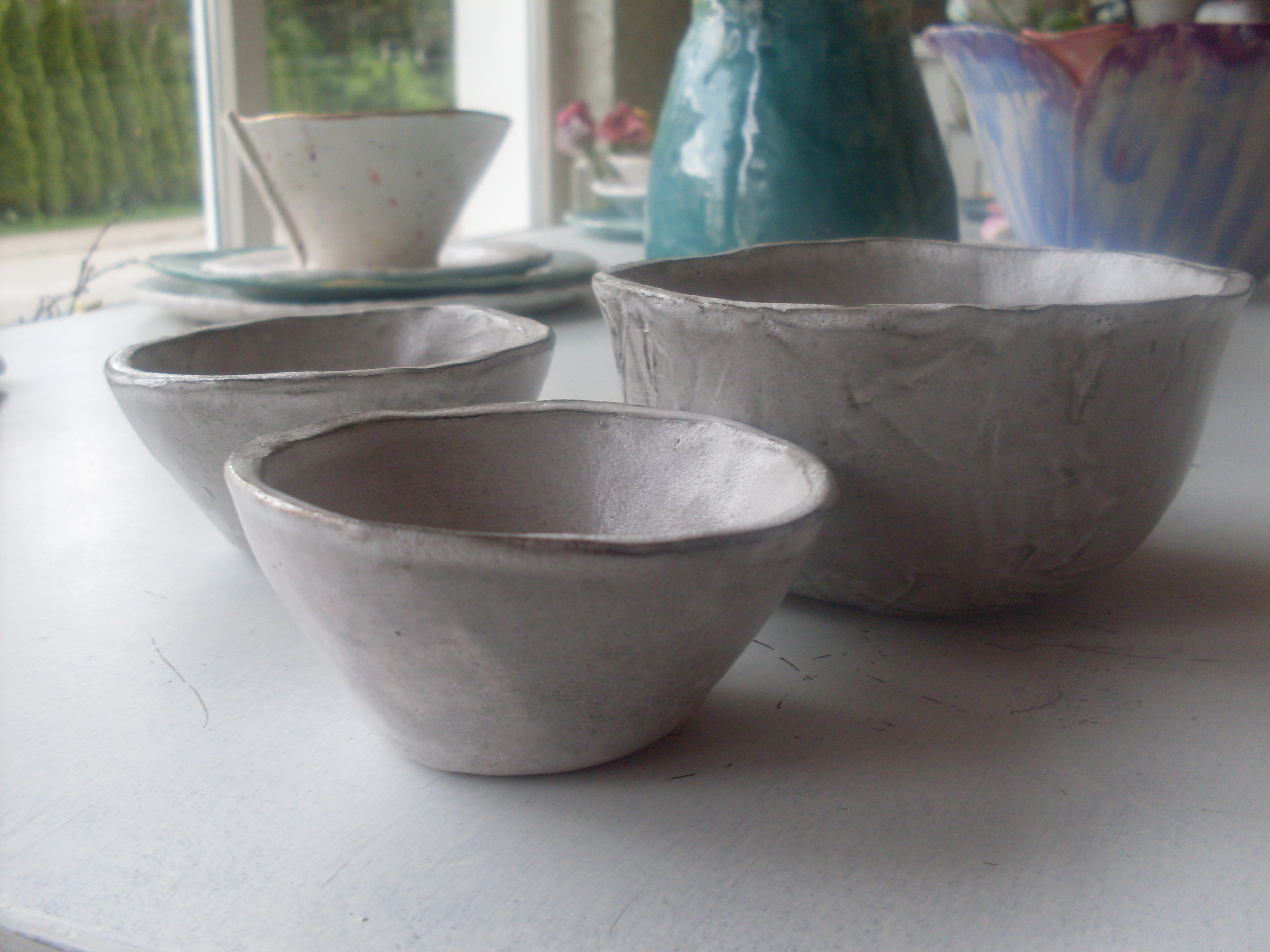 keramik sch ssel 3er set keramik shop. Black Bedroom Furniture Sets. Home Design Ideas